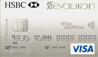hsbc revolution card